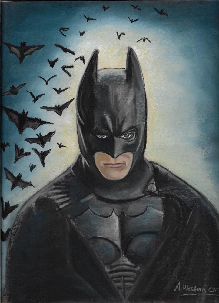 Batman, Christian Bale par western61